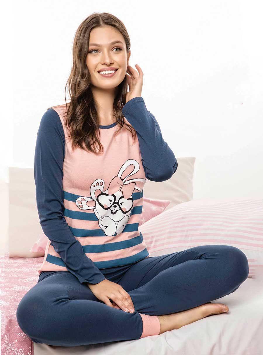 8775P Penye Pijama Tk