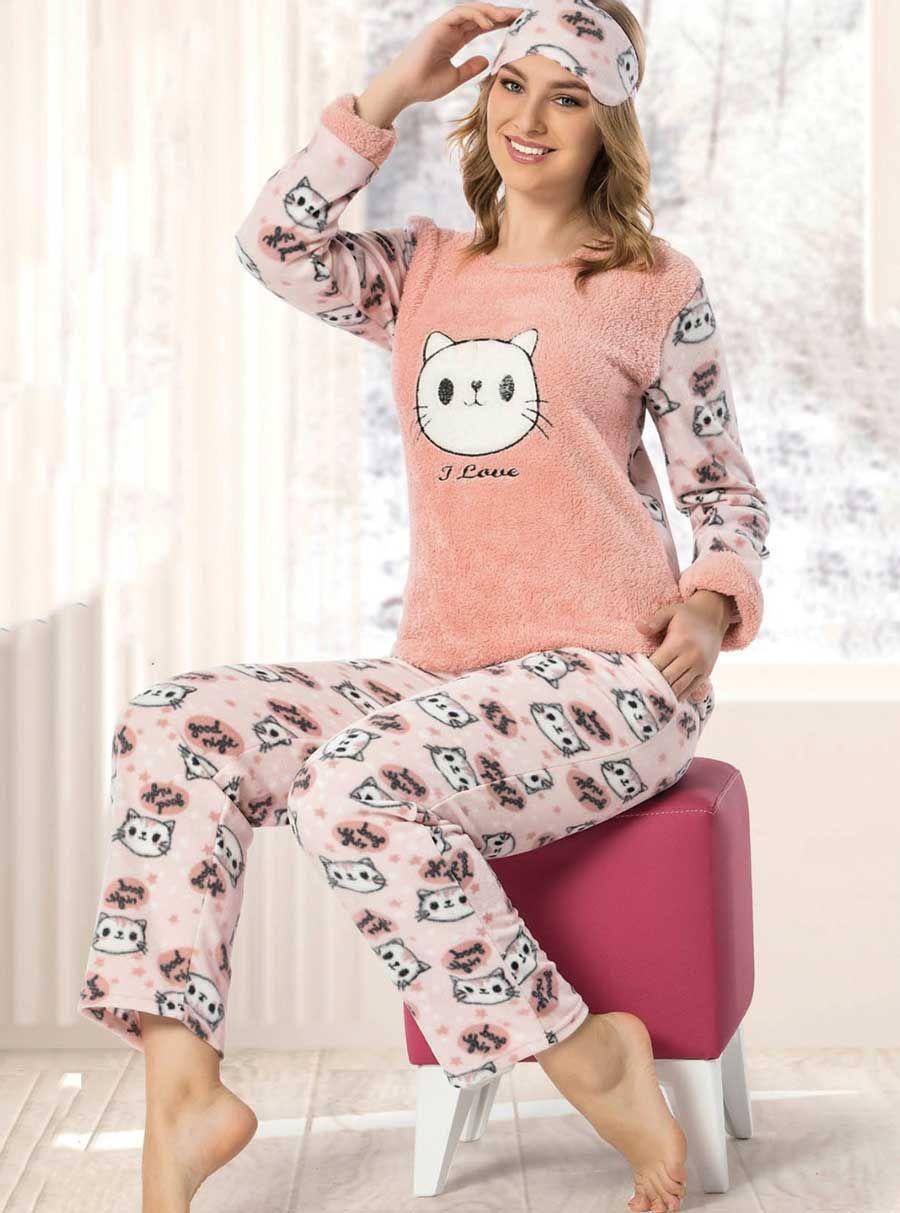 17728P Polar Pijama Tk